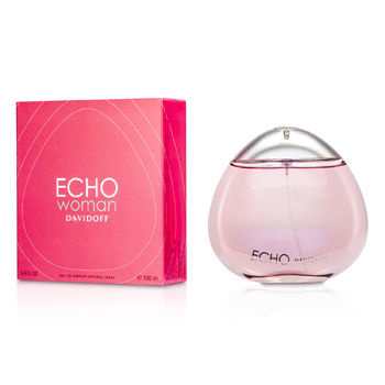 Davidoff Echo Woman Eau De Parfum Spray 100ml/3.4oz Deals for only S$72 instead of S$0