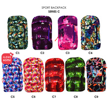 Sport Backpack Series C Multipurpose 9 Designs for Outdoor School and Camping