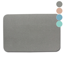 [Miro Shipping 1 + 1] [Diatomaceous earth] foot mat 30 * 30 * 9