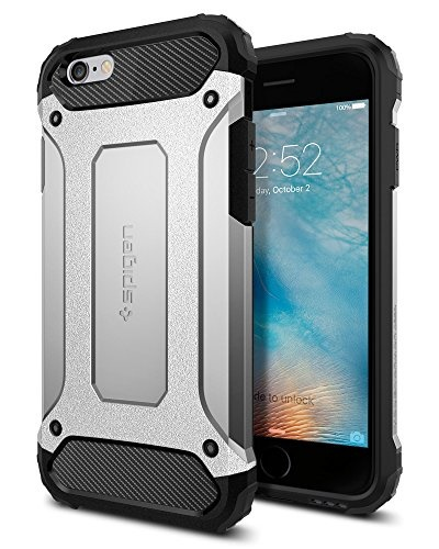 50a190f026 [SPIGEN] Tough Armor TECH iPhone 6S Case with Extreme Shock and Drop  Protection for