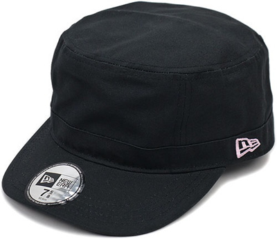 50% hinta uusi korkealaatuinen esikatselu New era[Japan regular goods] NEWERA New Era CAP WM - 01 military work cap  black pink flag (N0000192 SC / 11135296)