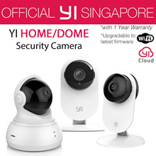 [Official XiaoYi SG] XIAOYI HOME CAMERA 1/DOME CAM (INTERNATIONAL SET)*NIGHTVISION*XiaoMi