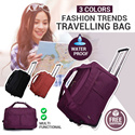 Luggage/Baggage/Travelling bag/Storage bag/Gripesack/Travel bag/Waterproof/Multifunctional/