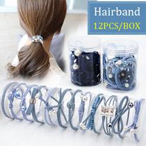 FASHION ACCESSORIES (12pcs with box ) / Hair Accessories / Hairband / Headband / Hairclip / Hair tie