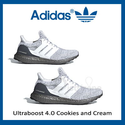 7de7bfe4157 Adidas Ultraboost 4.0 Cookies and Cream (Code  BB6180)