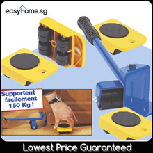 Furniture Mover/  Lifting Pad Easy Mover Crane Set Furniture Moving System