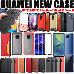 Huawei Mate 20/Mate 20 Pro/Mate 20 lite/Mate 20 Pro X/Nova 3i/P20//Honor Play Case Screen Protector