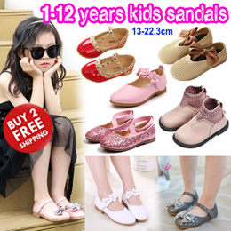 13 Aug New❤ Kids Shoes Girl Princess Sandles/Sneakers/Sandals/Baby Boy Leather  Summer Beach Shoes