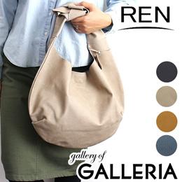 493822f4e724 Ren REN shoulder bag FUKURO HALLIE Harry Circle shoulder Separate Ladies  Leather FU-30130