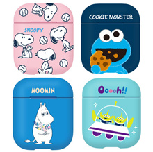 Madewell Snoopy Moomin Sesame Toy Story Disney Air Pod Hard Case / 1st generation 2nd generation common use