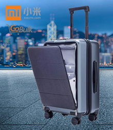Xiaomi*Premium* Business Travelling Luggage 20 Inch*Water Resistant ( Black Matte)