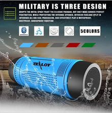 Zealot S1 Bluetooth Speaker Portable Subwoofer Power Bank Rechargeable for Outdoor Sport