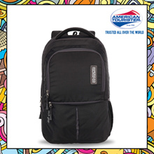 American Tourister Tech Gear Laptop Backpack 01 (Black)