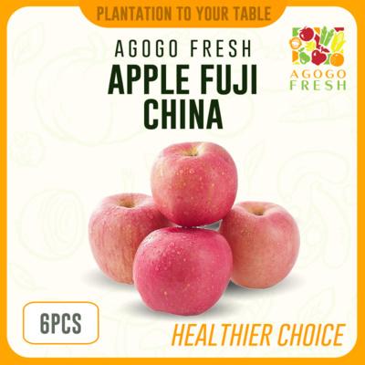 Apple Fuji China (6pcs)