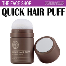 ★The Face Shop★ Quick Hair Puff(7g)/ Quick Hair Shadow(10g/2ea)