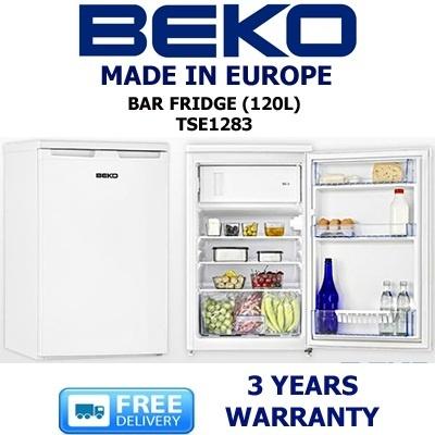 Qoo10 Beko Single Door Bar Fridge 120 Liters Built In Freezer 13l Frost Home Electronics