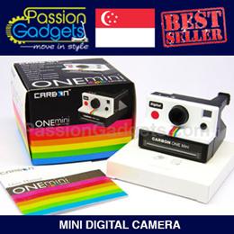 Carbon one Mini Digital Camera White Mini90 Mini25 Mini8 Mini7s Mini50s 7 8 90 25 50s polaroid