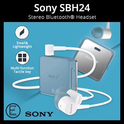Buy Sony Stereo Bluetooth Headset Sbh24 Deals For Only S 99 Instead Of S 99
