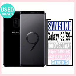 [Samsung] Galaxy S9 / S9+ Plus / Grade S / Used Phone