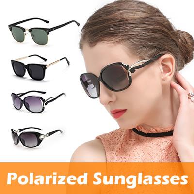 7c0a4912c2 ☆Polarized Sunglasses Women Korean Style Square Coating Sunglasses For Men  Anti Glare