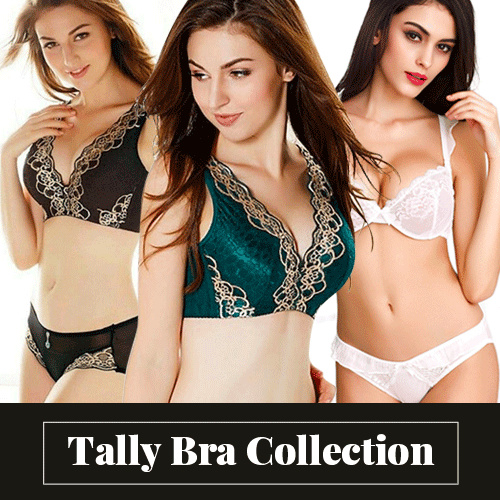 NEW COLLECTION!!! TALLY BRA PENEKAN LEMAK Deals for only Rp45.000 instead of Rp45.000