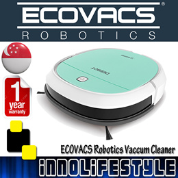 ★Free Shipping★ ECOVACS DEEBOT Mini Robotics Vacuum with Mop. ★1 Year Local Warranty★
