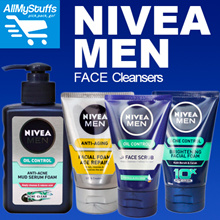 【Nivea】Men Facial Wash ●