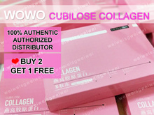 PROMO [BUY 2 GET 1 FREE] WOWO MOSHU BIRDNEST COLLAGEN JELLY. FREE gift with every purchase.