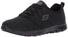 Skechers Womens Ghenter Srelt Work Shoe