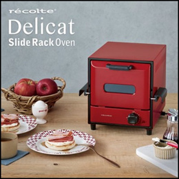 ★Oven★ Recolte DELICAT Oven RSR-1 / ●Recolte Small Electric Kitchen Solo Oven