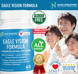LUTEIN EAGLE EYE VISION - 24 Minerals Food Blends Max Strength – Bilberry+Grape Seed+Lycopene