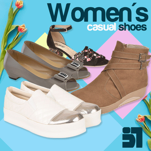 JAVA SEVEN AND CBR SIX WOMEN SHOES COLLECTION Deals for only Rp152.500 instead of Rp152.500