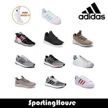Adidas Running Shoes ~ Assorted Designs ~ FREE pair of Adidas socks