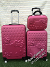 【Quality Guartantee!!!!】Love Hello Kitty Luggage (3 in 1) / Suit Case / 5 Colour