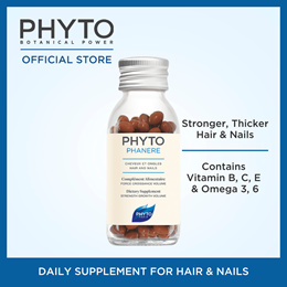 40 yrs of Proven Results-Phytophanere Dietary Supplement for Beautiful Hair and Nails.