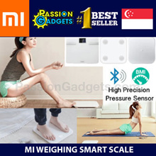 [100% Authentic]★Xiaomi/Ryfit BMI Smart Weight Scale weighing MiScale Mi Smart Body Yunmai scale