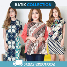 NEW ARRIVAL UPDATED - FREE DELIVERY - BATIK COLLECTION - BLOUSE - DRESS - CULLOTE - MODERN DESIGN