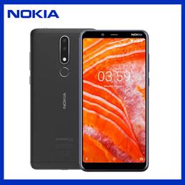 Nokia 3.1 Plus 3GB RAM 32GB Local set with 1 year Nokia warranty