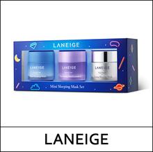 [LANEIGE][Holiday Collection Limited] (tt) Mini Sleeping Mask Set (25ml*3ea) 1 Pack