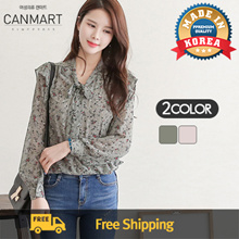 [CANMART] C020723 Korean Premium Women Fashion Shop / Resonable Price / Dress / Blouse / S