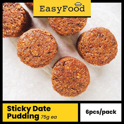 [Promo] Sticky Date Pudding 75g x 6pcs (UP$30)