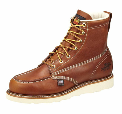 d284927c93a Thorogood Mens American Heritage 6 Moc Toe, MAXwear Wedge Non-Safety Toe  Boot