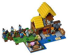 (LEGO) LEGO Minecraft the Farm Cottage 21144 Building Kit (549 Piece)-6212500 (2018-01-01)