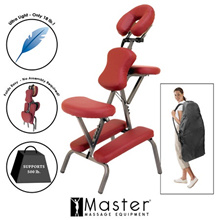 Walgreens Master Massage Bedford Portable Massage Chair With Case