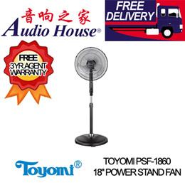 TOYOMI PSF-1860 18 POWER STAND FAN ***1 YEAR TOYOMI WARRANTY***