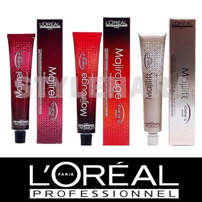 Qoo10 loreal majirel hair care - Loreal salon colour chart ...