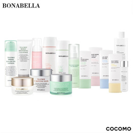 ★HIDDENTAG INCLUDED★ 100% AUTHENTIC BONABELLA★ TEATREE PURIFYING MASK / CALMING MOISTURIZER ★
