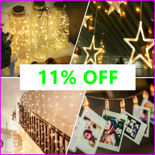 ★8-11% OFF★ 2017 Xmas - Christmas tree Led Fairy Light Party Deco