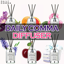 Daily Comma Diffuser★Made in KOREA★Preserved Diffuser/Home Interior/Flower scent/Refill