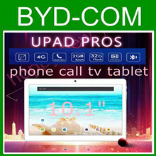 TV tablet 4G phone call Android TV Box 2.4 + 5Ghz WIFI free for life UPAD PROS